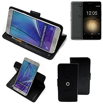 K-S-Trade 360° Funda Smartphone para BQ Aquaris U Plus ...