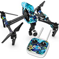 Skin For DJI Inspire 1 Quadcopter Drone – Ocean Friends | MightySkins Protective, Durable, and Unique Vinyl Decal wrap cover | Easy To Apply, Remove, and Change Styles | Made in the USA