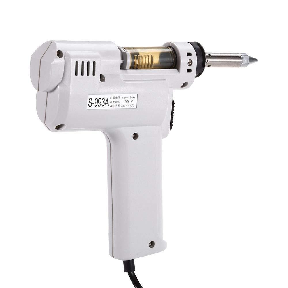 S-993A 100W Electric Vacuum Desoldering Pump Solder Sucker Gun 350°c ~ 450 °220V