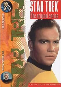 """Star Trek: The Original Series, Vol. 38: The Way to Eden/Requiem for Methuselah (Full Screen)"" [Import]"