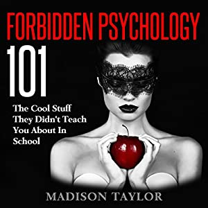 Forbidden Psychology 101 Audiobook