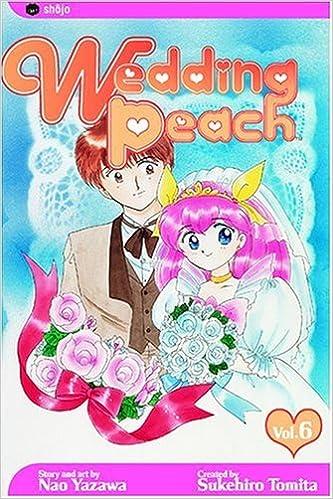 Amazon.com: Wedding Peach, Vol. 8 (0782009180335): Tomita
