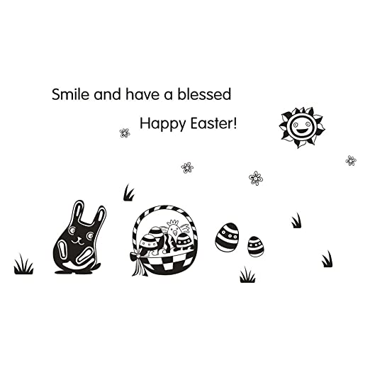 Pascua Mejor decoración para el hogar! Beisoug Adelgaza Feliz ...