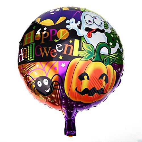 Toys Toys - 10pcs Halloween Balloons Special Aluminum