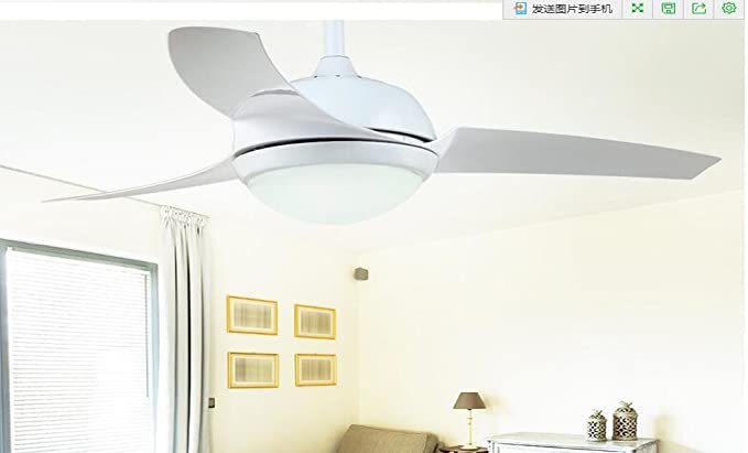 Ventilador de techo moderno minimalista moderno, minimalista ...