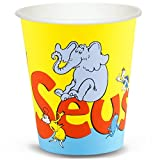 Dr Seuss Party Supplies - 9 oz. Paper Cups (8)