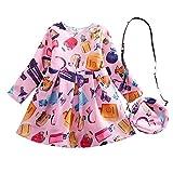 Kemosen Girls' Dresses