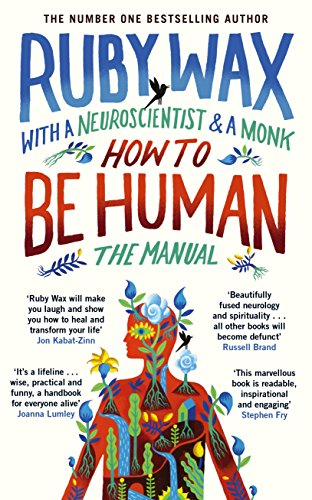 Image result for how to be human by ruby wax