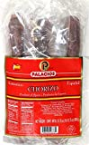 Palacios Chorizos Imported from Spain. Packof 4 chorizos. Total weight 31.75 ounces