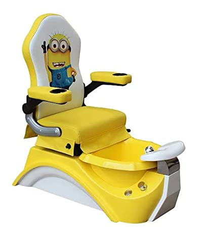 Superb Amazon Com Kids Pedicure Chair Ylw Minion Childs Pedicure Gmtry Best Dining Table And Chair Ideas Images Gmtryco