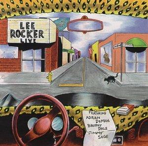 Lee Rocker Live