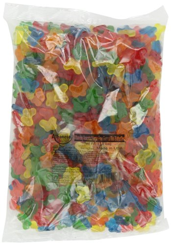Albanese Candy Sugar Butterflies 5 pound product image