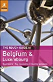 Front cover for the book The Rough Guide to Belgium & Luxembourg by Martin Dunford