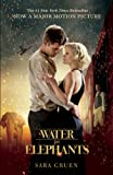 Front cover for the book Water for Elephants by Sara Gruen