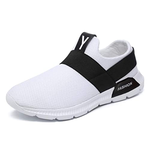 Los Hombres Corriendo Zapatos De Verano Jogging Zapatillas De Deporte De Malla Zapatos: Amazon.es: Zapatos y complementos