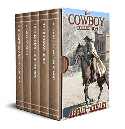 The Cowboy Collection: five western - Collection Armani
