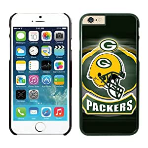 Iphone 6 Cover Case Green Bay Packers iPhone 6 5.5 Inches Cases 09 Black TPU Protective Phone Case