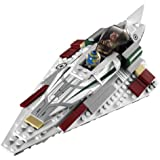 Lego Star Wars Mace Windu's Jedi Starfighter (7868) - Extremely Rare