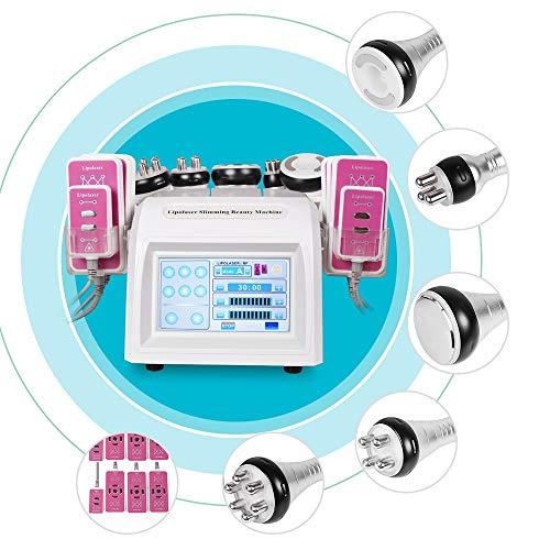 6 in 1 Body Shaping Machine Skin & Body Massager Body Machine for Home Spa 5