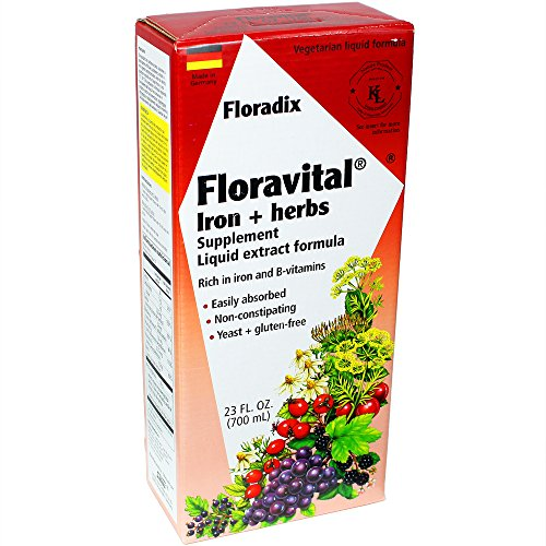 Salus Haus Floravital Herbs Fluid Ounce product image