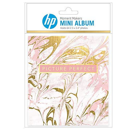 Mini Album for Sprocket Printer | Pink Marble