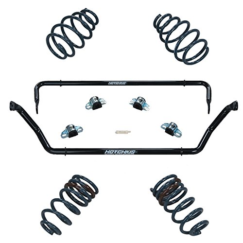 - Hotchkis 10+ Camaro SS Stage 1 TVS Kit Sport Swaybar Set & Springs (use 19110 & 22109)