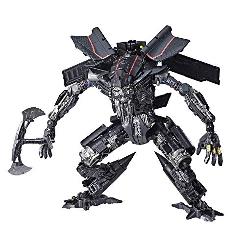 Transformers Toys Studio Series 35 Leader Class Revenge of The Fallen Movie Jetfire Action Figure - Kids Ages 8 and Up, 8.5-inch (Transformers 2 Jetfire Toys)