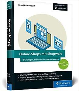 58f28d6edc6e51 Online-Shops mit Shopware  Das umfassende Handbuch. Alles