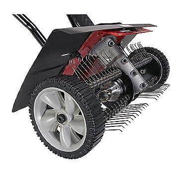 Amazoncom Craftsman Dethatcher Attachment for Mini Tiller 29267