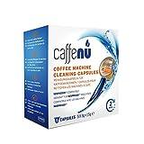 Caffenu Cleaning capsules for Nespresso coffee machine [999190406]
