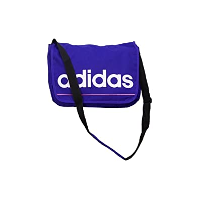 732f6a1019e8 adidas Essential Linear Bags in Purple - One Size  Amazon.co.uk ...