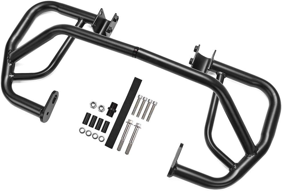 LoraBaber Moto Autoroute Moteur Garde Crash Protection Bar Cadre Pare-chocs pour Honda CMX500 CMX300 Rebel 500300 2017-2020 Protection du Cadre