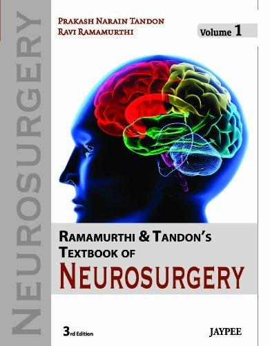 Ramamurthi and Tandon's Textbook of Neurosurgery Pdf