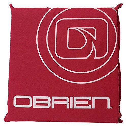 (O'Brien Throwable Seat Cushion, Red)