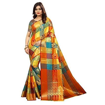 best kanjivaram silk saree for womens 2020