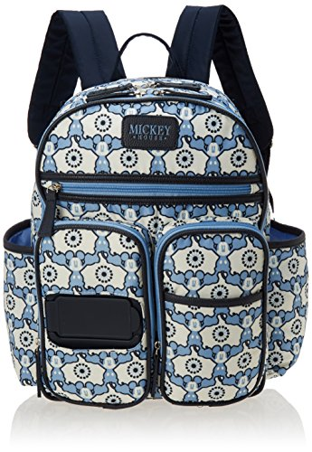 (Disney Mickey Mouse MultiPiece Backpack Diaper Bag Set)