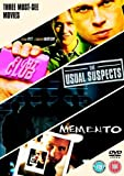 Smart Action - Fight Club/the Usual Suspects/Memento [Import anglais]