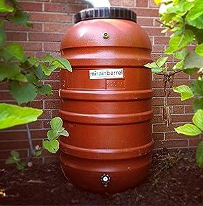 Rain Barrel, DIY Kit, Used Food Grade Barrel