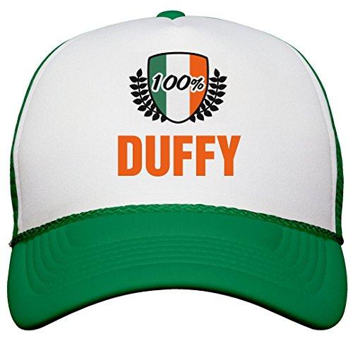aa5a60ca3b3 Amazon.com  St. Patrick s Day Irish 100% Duffy  Snapback Trucker Hat   Clothing