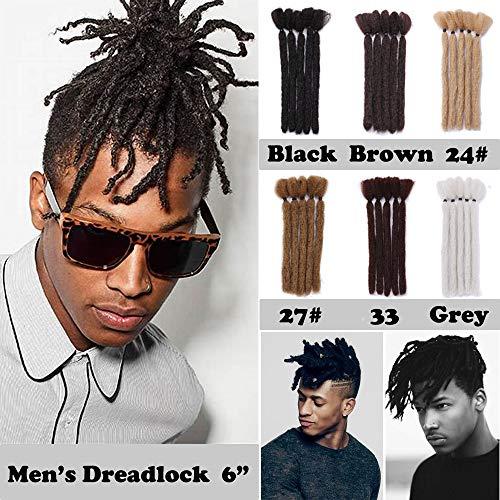 10 best synthetic dreadlocks for men for 2020