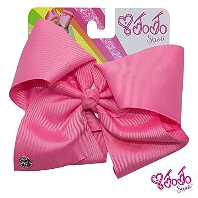 JoJo Siwa Hair Bow With Sticker Patch Set Included