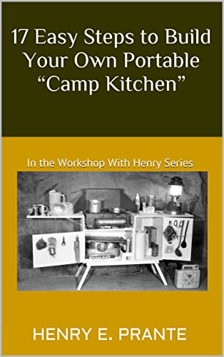 """Amazon.com: 17 Easy Steps to Build Your Own Portable """"Camp ..."""