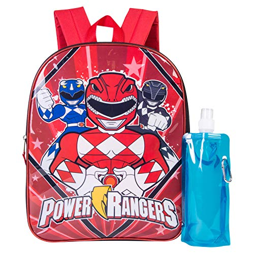 Power Rangers Backpack Combo Set - Power Rangers Boys