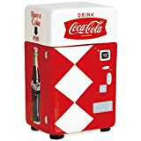 Westland Giftware Coca-Cola Vending Machine Canister, 8-Inch, Have A Coke