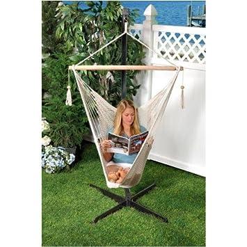 bliss hammocks bhc 412nt island rope hammock chair amazon     bliss hammocks bhc 412nt island rope hammock chair      rh   amazon