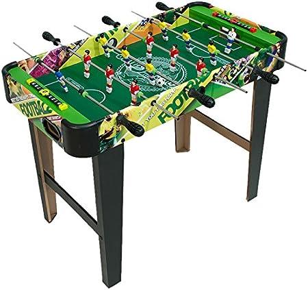 TEOREMA 63772 - Tabla de fútbol, de Madera, 80 x 42,5 cm, Altura 63 cm: Amazon.es: Juguetes y juegos