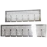 Divider Inserts for Glasses/Dishes (2 Units)