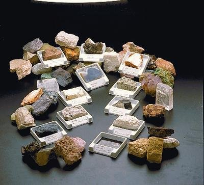 470025-180 - University Rock-Forming Mineral Collection - Ward's University Rock-Forming Mineral Collection - Each