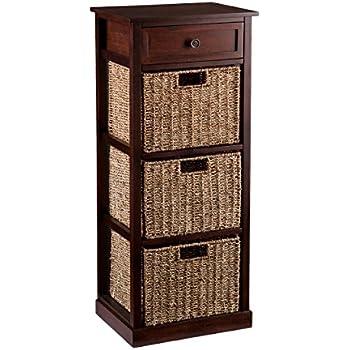 Amazon.com: Office Star Seabrook - Unidad de almacenamiento ...