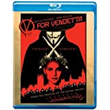 V for Vendetta [Blu-ray] by Warner Home Video